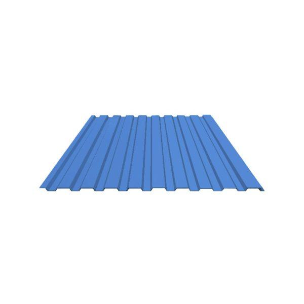 Профнастил С-20 (RAL 5005) синий насыщенный 1150x2000x0,4 мм (2,3 м2)
