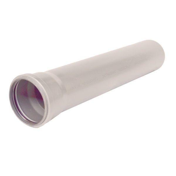 Труба канализационная внутренняя шумопоглощающая d=110х3,8х3000 мм