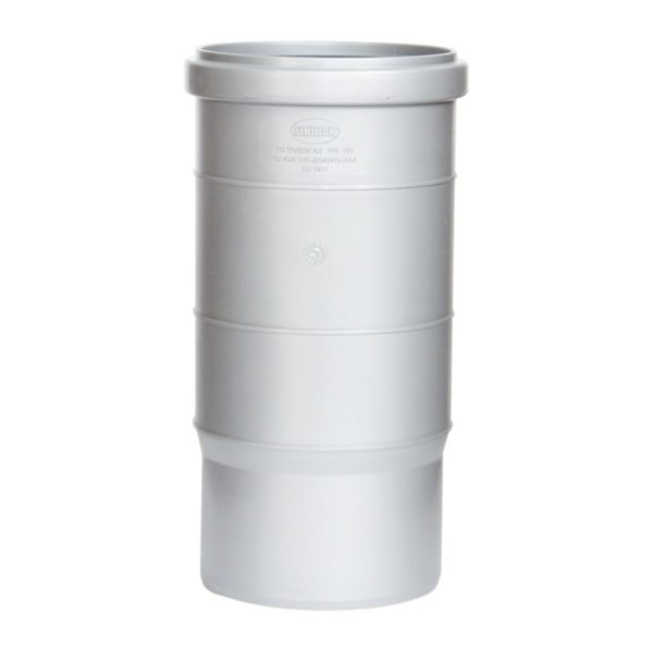 Патрубок внутренний компенсационный шумопоглощающий d=110 мм