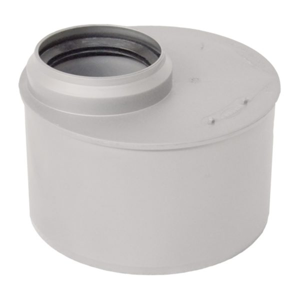 Муфта внутренняя однораструбная переходная шумопоглощающая d=110х50 мм