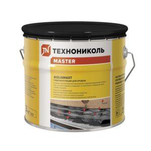 Мастика битумно-резиновая гидроизоляционная для кровли, 3 кг