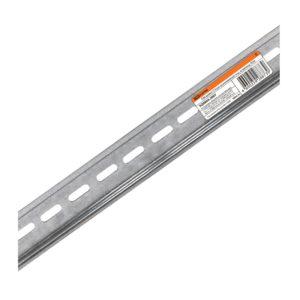 DIN-рейка оцинкованная L=7,5 см (4 модуля)