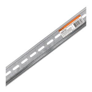DIN-рейка оцинкованная L=120 см (68 модулей)