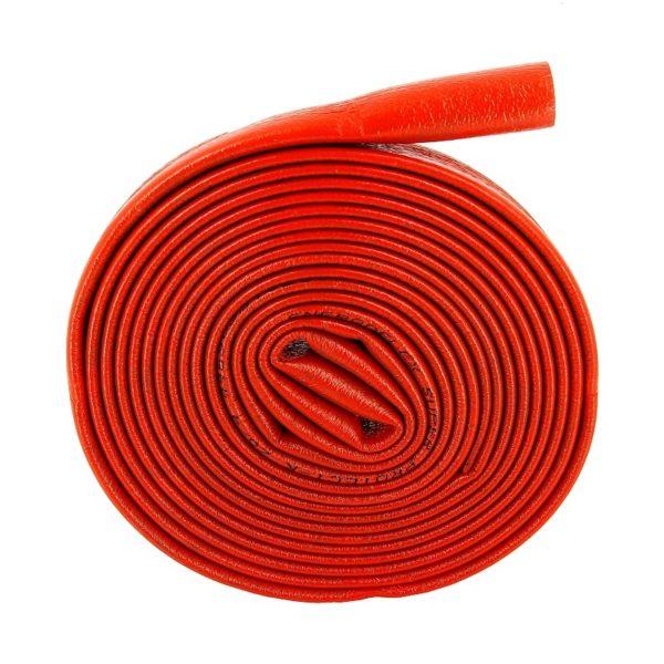 Теплоизоляция d=35х4 мм для м/п труб 32 мм, красная