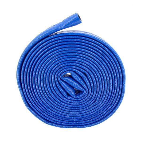 Теплоизоляция d=35х4 мм для м/п труб 32 мм, синяя