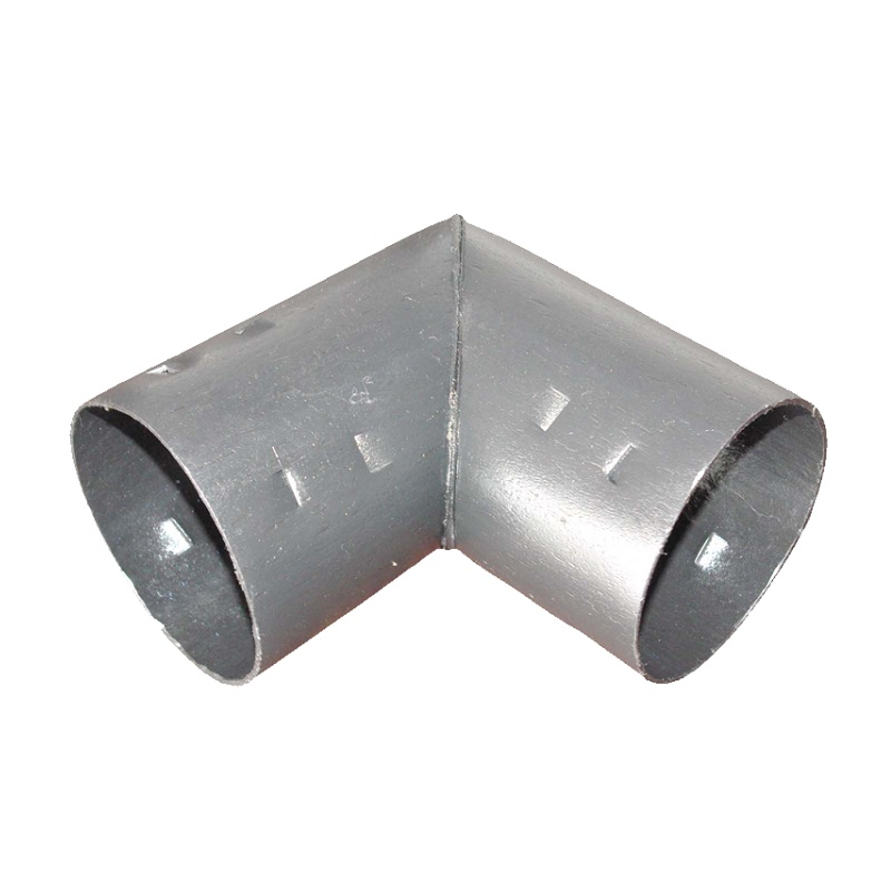 Отвод для дренажных гофрированных труб 200 мм (90 градусов)