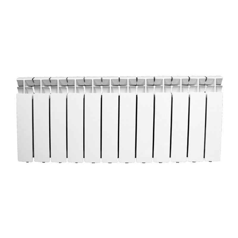 Радиатор алюминиевый 350x80, 12 секций