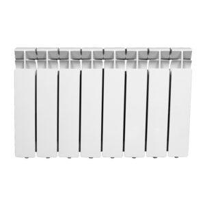 Радиатор алюминиевый 350x80, 8 секций