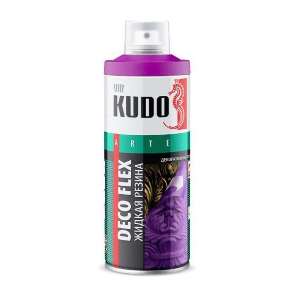 Эмаль KU-5302 декоративная «жидкая резина» (чёрная) (0,52 л)