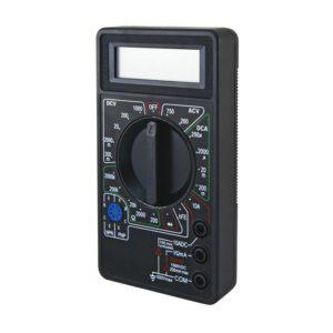 Мультиметр цифровой М-832 10А, 1кВ, 2МОм, звук