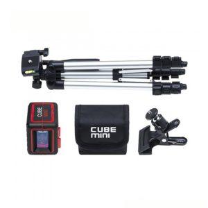 Лазерный уровень ADA CUBE MINI Professional Edition со штативом
