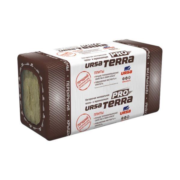 Утеплитель Урса Terra 34PN PRO 1000х610х50 мм, 10 шт