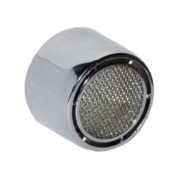 Аэратор для смесителя М24 НР (пластик. корпус и метал. рассекатель)