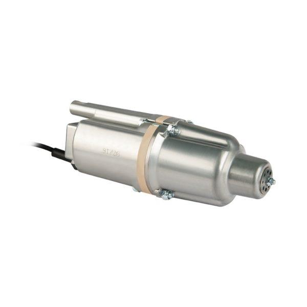 Насос вибрационный погружной, кабель 10 м (нижний забор)