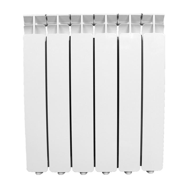 Радиатор алюминиевый 500x96, 6 секций