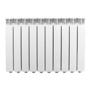 Радиатор алюминиевый 500x96, 10 секций