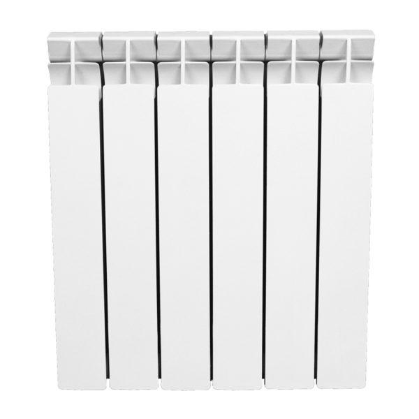 Радиатор биметаллический 500x100, 6 секций