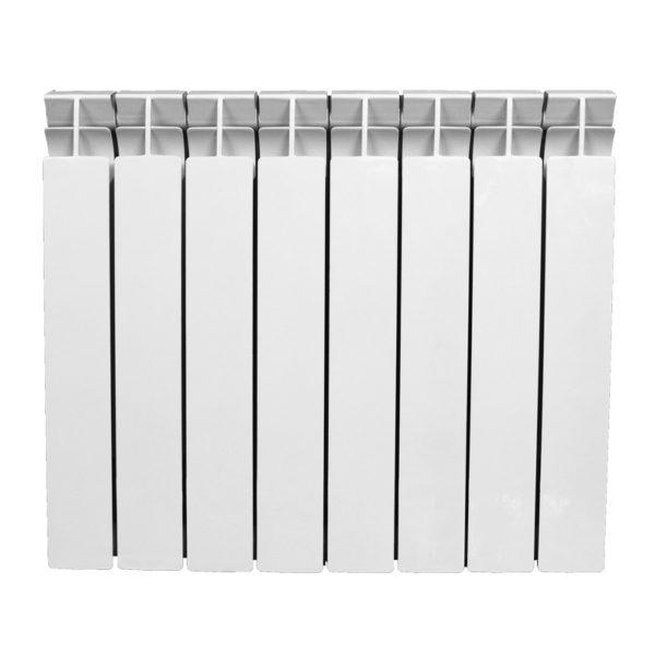 Радиатор биметаллический 500x100, 8 секций