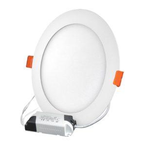 """Светильник LED ультратонкий """"Даунлайт"""" 230В, 12Вт, 6500К, IP20, белый"""