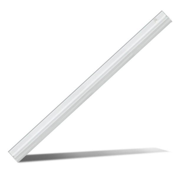 Светильник LED линейный Т5 с выкл., шнуром и вилкой 600 мм 7Вт, 6500К, 230В, 630Лм, IP40