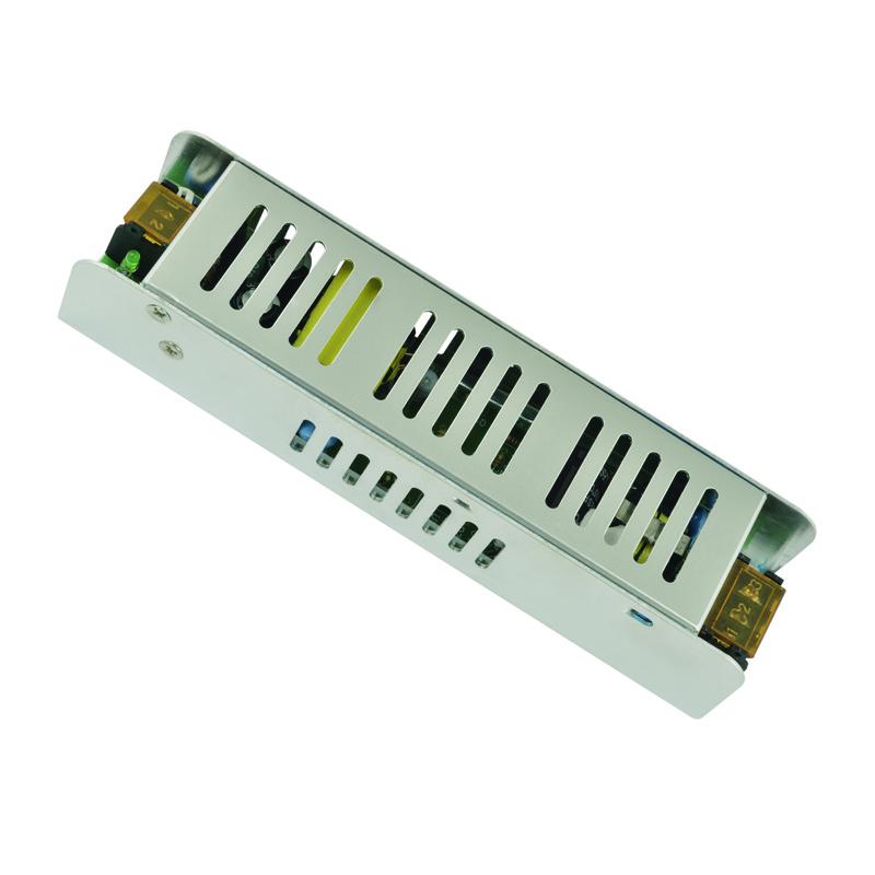 Блок питания 230В/12В, 60Вт, IP20, металл. корпус