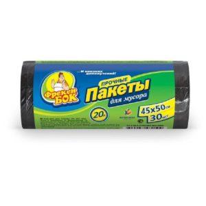 Мешки для мусора Фрекен БОК 20 л (30 шт) прочные