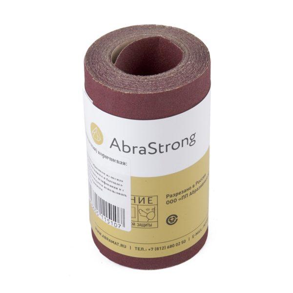 Бумага шлифовальная AS4315 коричневая 115 мм Р150 рулон 5 м