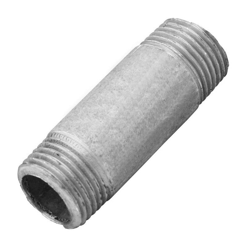 Бочонок ДУ40 стальной 20, оцинк. ГОСТ 3262-75