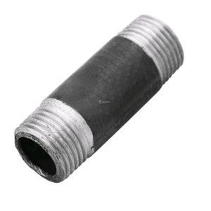 Бочонок ДУ40 стальной 20, черный ГОСТ 3262-75
