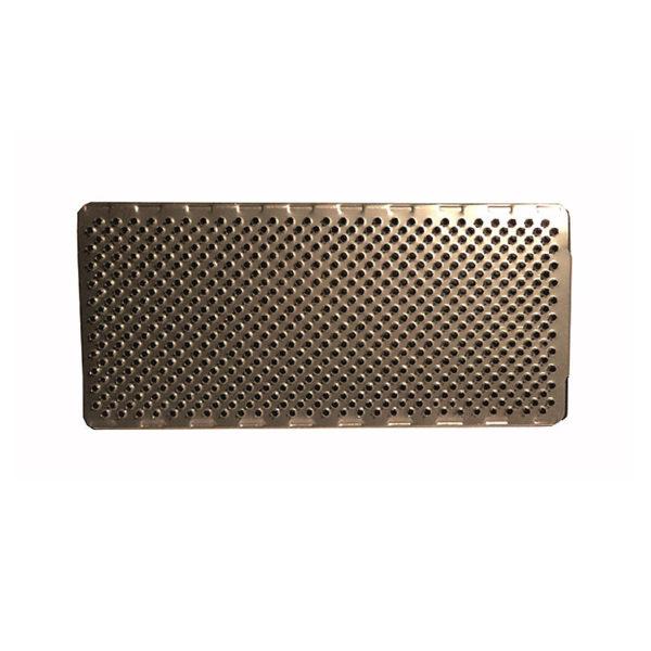 Терка с металлическим покрытием 350х150 мм