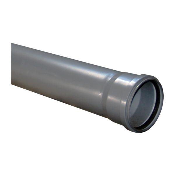 Труба канализационная внутренняя d=110х2,7х2000 мм