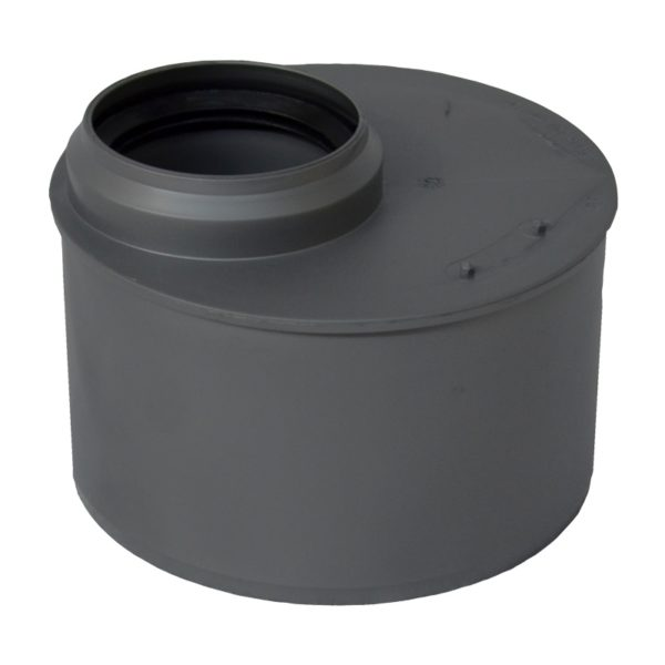 Муфта внутренняя однораструбная переходная d=110х50 мм