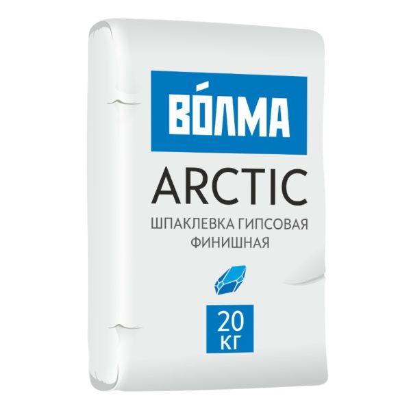 Шпаклевка гипсовая Волма Arctic, 20 кг