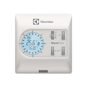 Терморегулятор электронный программируемый ETA-16, белый