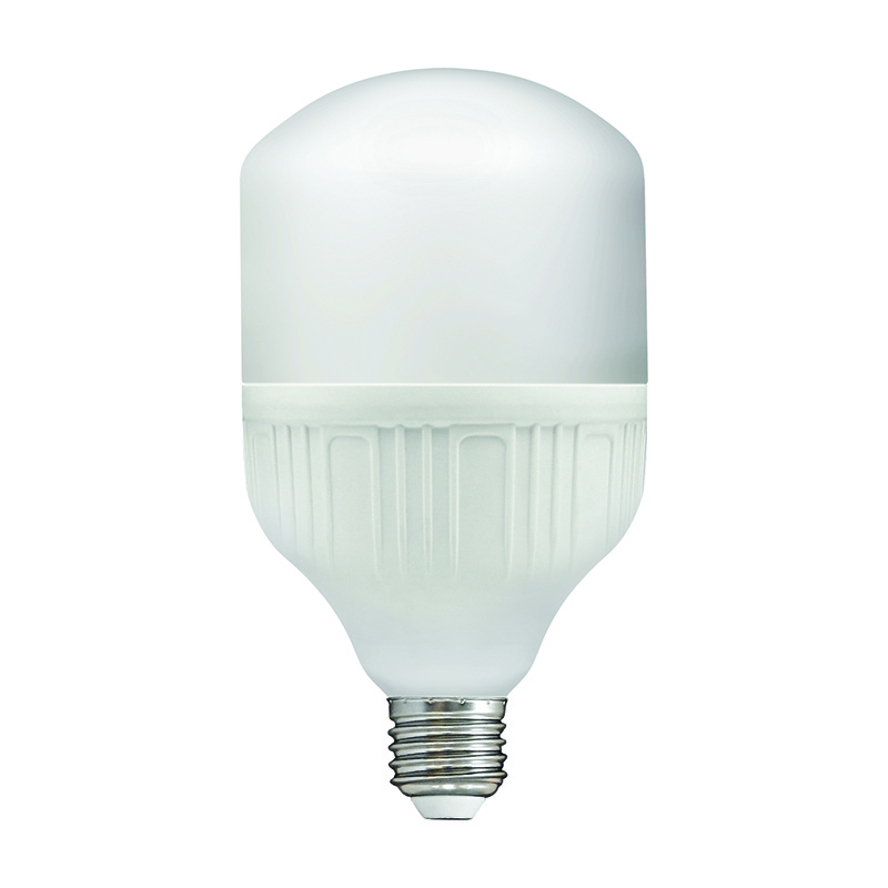 Лампа светодиодная LED E27, Т100, 30Вт, 230В, 4000К, хол. белый свет